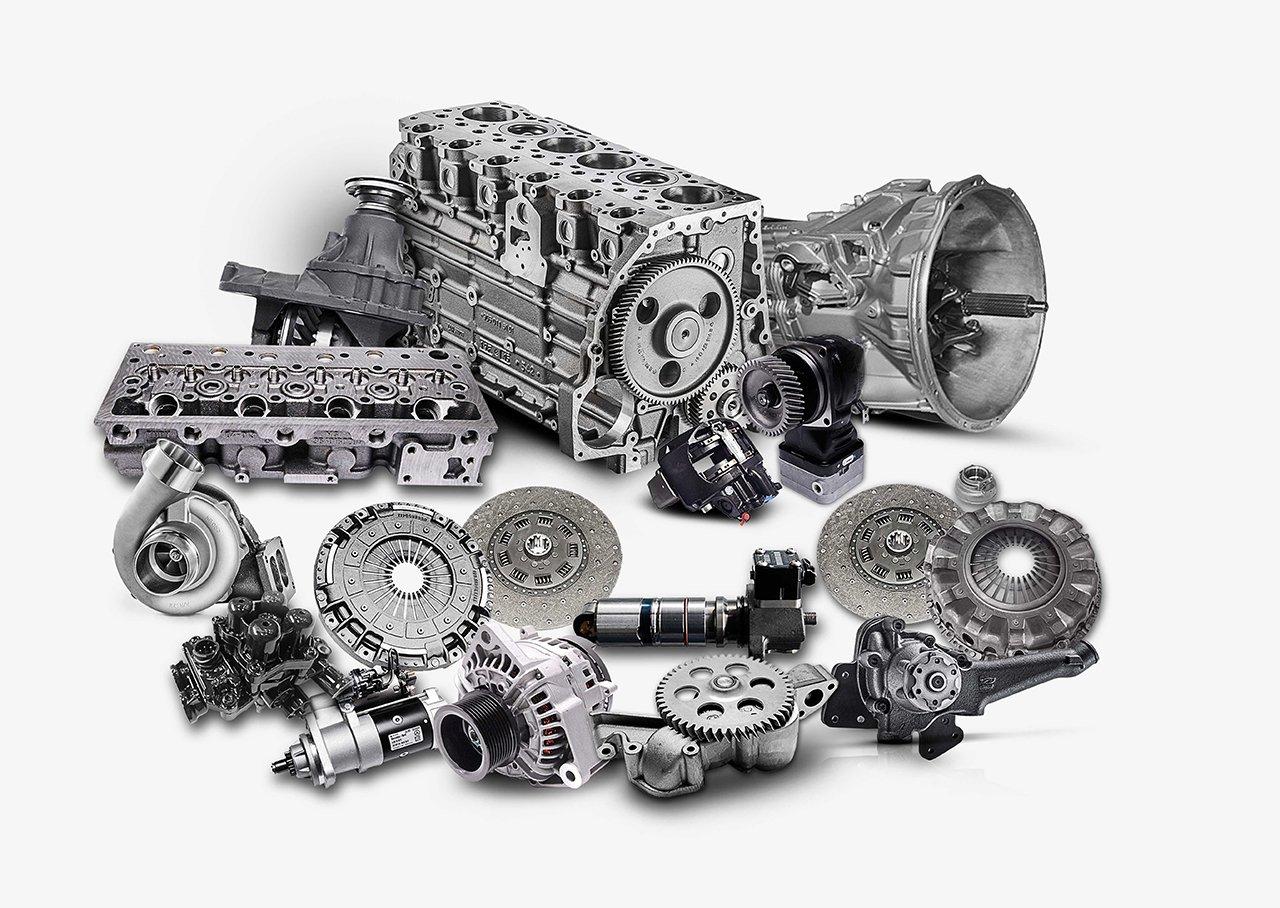Mercedes vê aumento nas vendas de suas peças remanufaturadas Renov