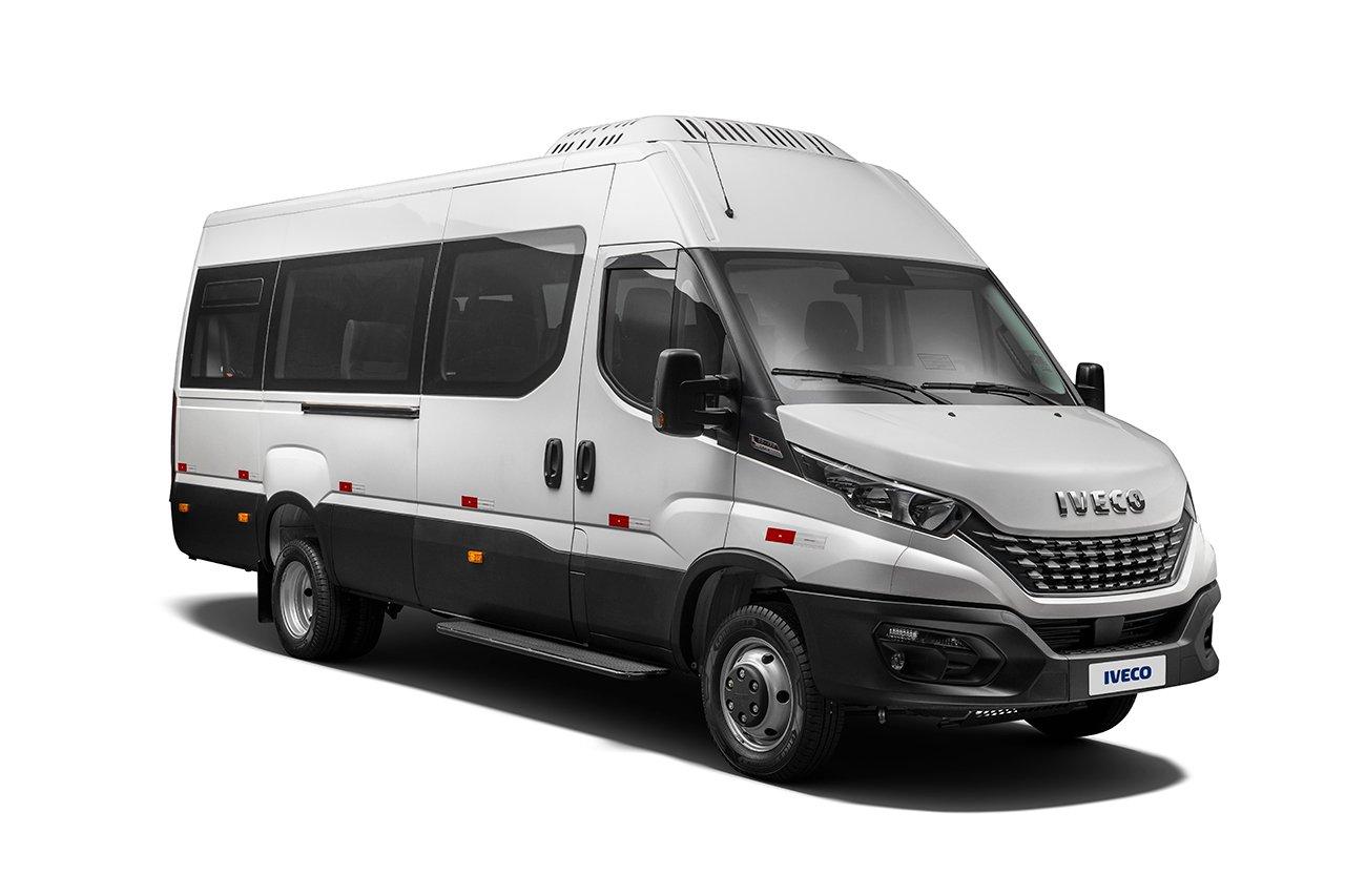 Iveco Bus apresenta as versões de passageiros do novo Daily