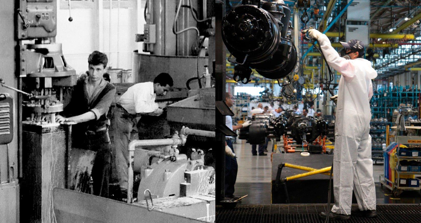 Meritor faz 65 anos de Brasil com mais de 3,5 milhões de eixos comerciais fabricados