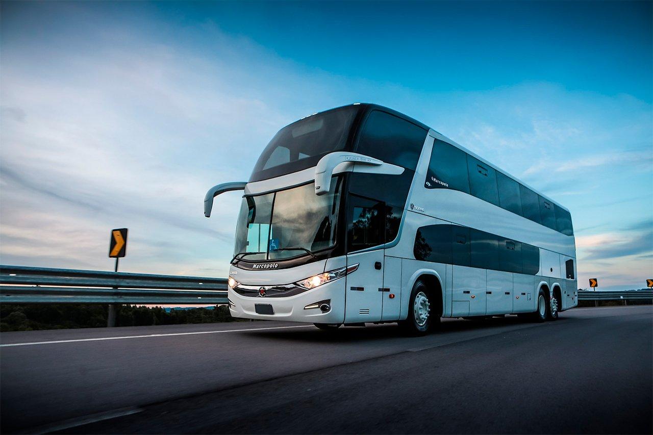 Novos pneus tecnológicos Michelin estreiam no segmento de ônibus pesados