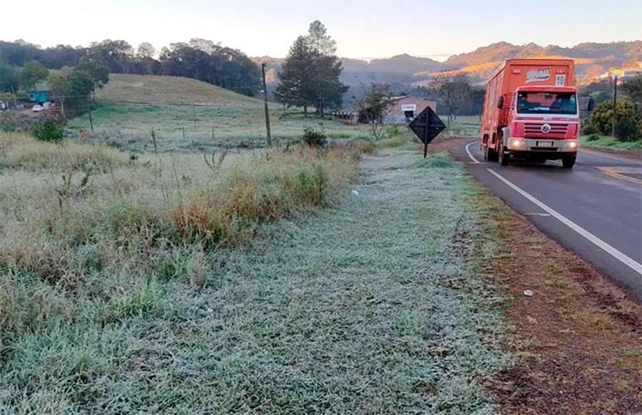 Seis dicas para você cuidar do caminhão no tempo frio