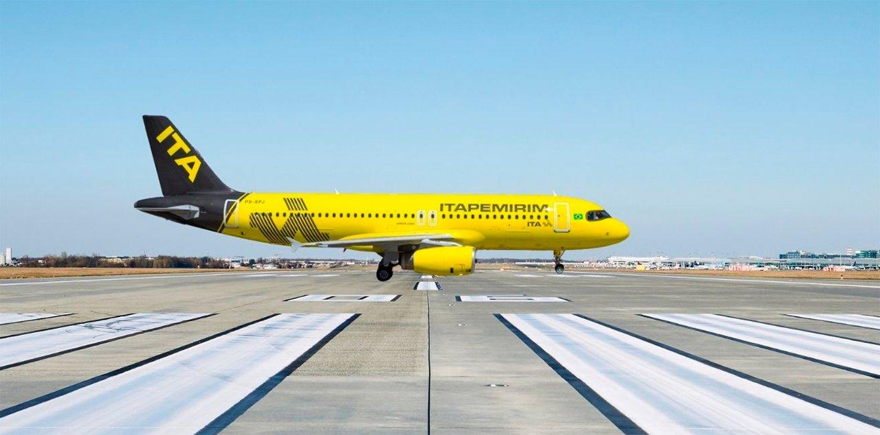 ITA transporta quase 40 mil passageiros em seu primeiro mês de operações