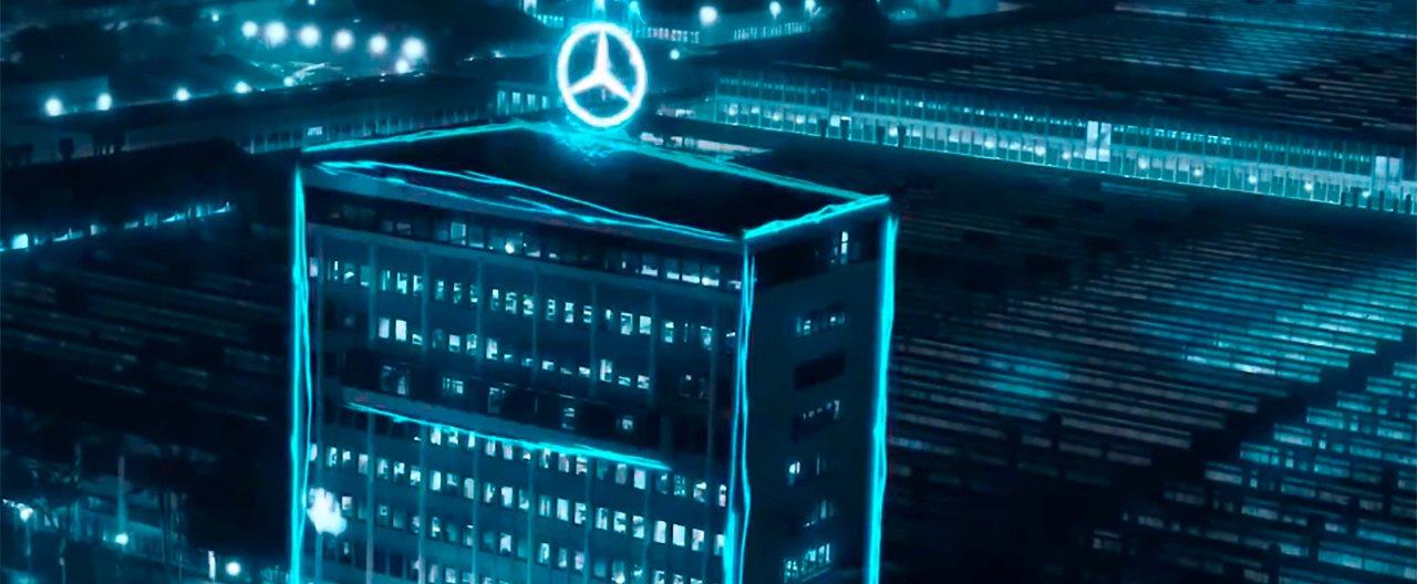 Mercedes-Benz do Brasil está eletrificada