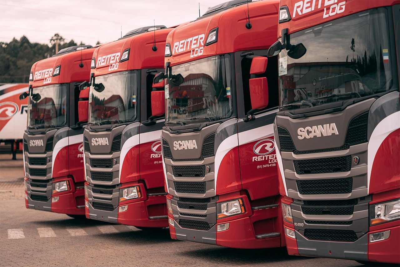 Scania faz venda de R$ 100 milhões em caminhões a gás