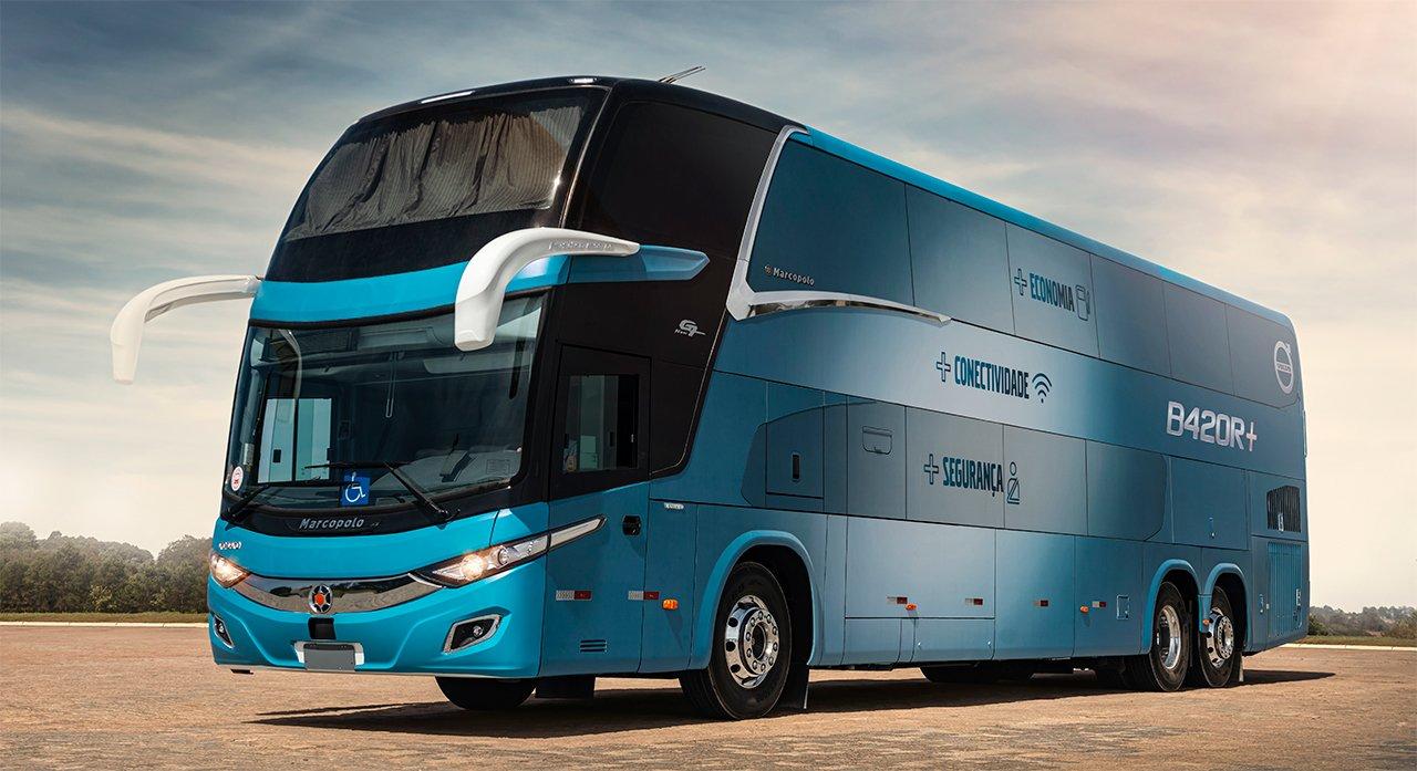 Volvo apresenta novidades em ônibus rodoviários em clima de pré-Euro 6