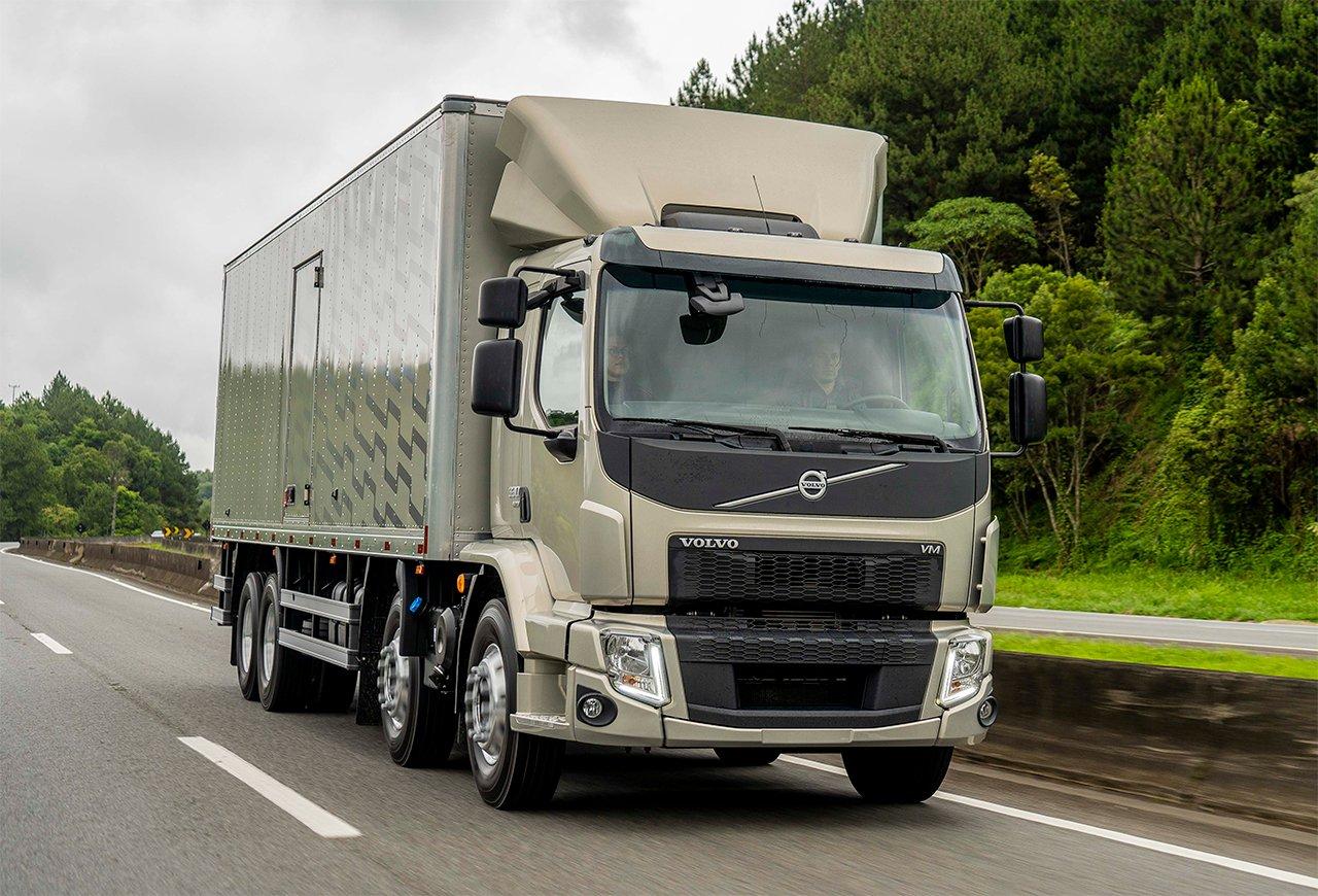 Volvo VM 2022 chega com cama maior e facilidade para implementar